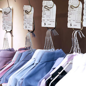 Laundry & Dry Cleaning Service
