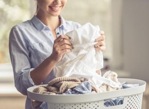 Dedicates laundry