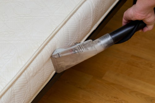 Will Steam Cleaning Mattress Remove Stains?